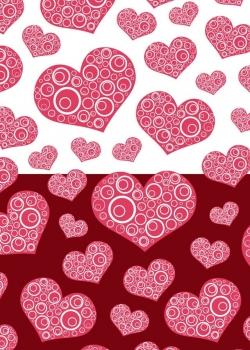 情人节浪漫爱心高清图片素材